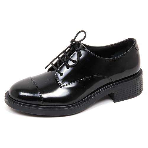 E3880 scarpa classica donna HOGAN H332 scarpe nero shoe woman