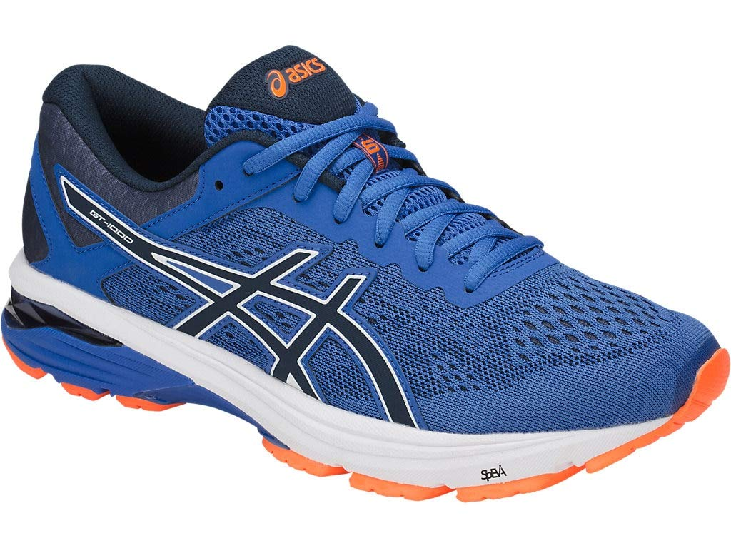 e59b1503adf Galleon - ASICS Men's GT-1000 6 Running Shoes, 12M, Victoria Blue ...