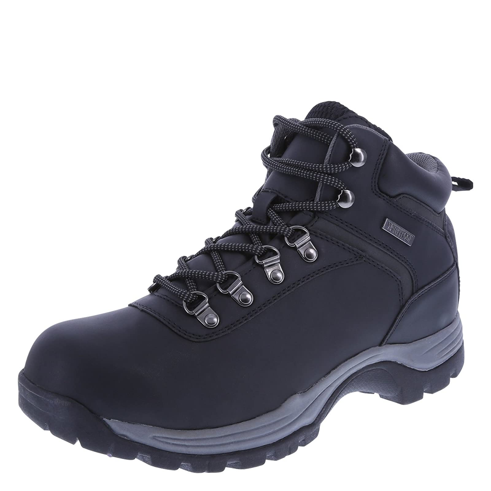 Rugged Outback Mens Black Men's Alpine 164653115 Black - 4
