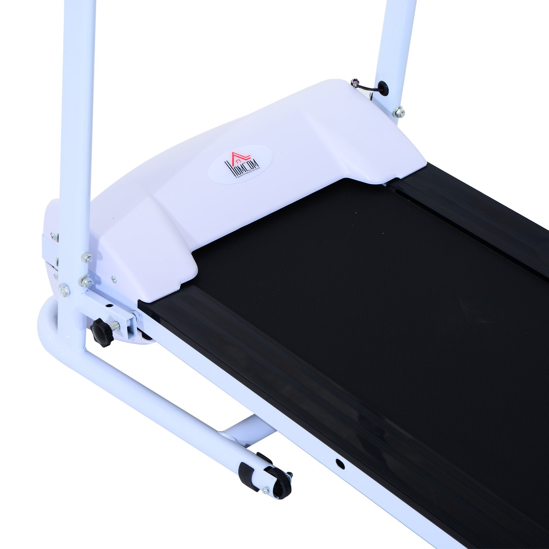 HOMCOM Cinta de Correr Electrica Plegable Pantalla LED Fitness ...
