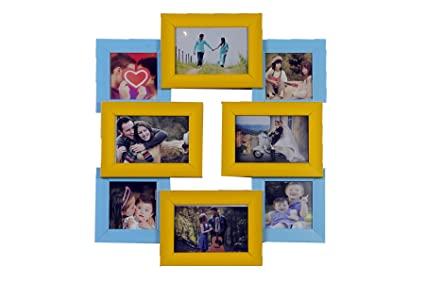 Buy 8 IN 1 PHOTO FRAME.A NEW METHOD OF STORING PHOTOGRAPHS IN A ...