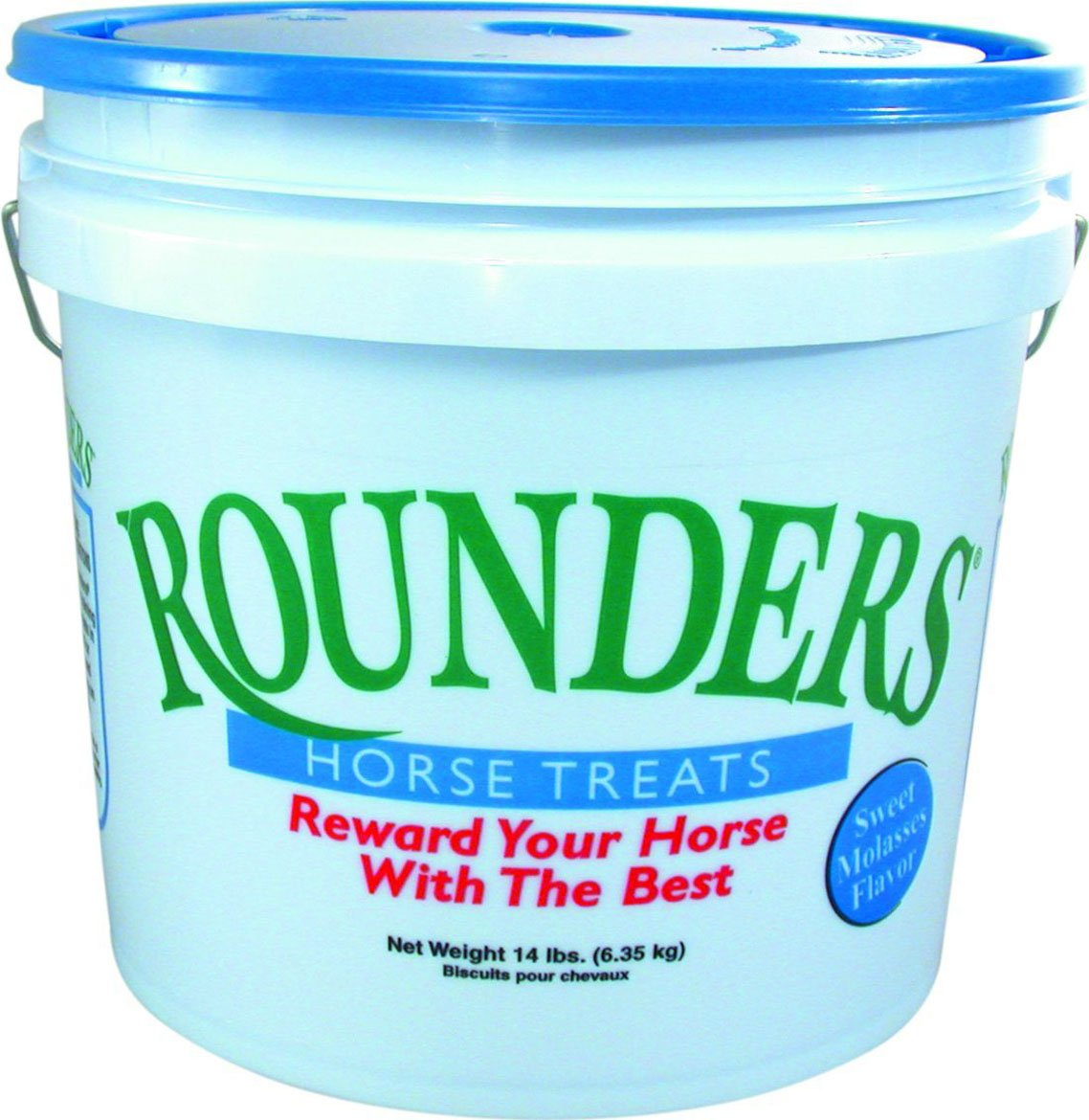 Kent Nutrition Group-Bsf 426 Molasses Rounder'S Horse Treat, 14 Lb by KENT NUTRITION GROUP/BSF (Image #1)