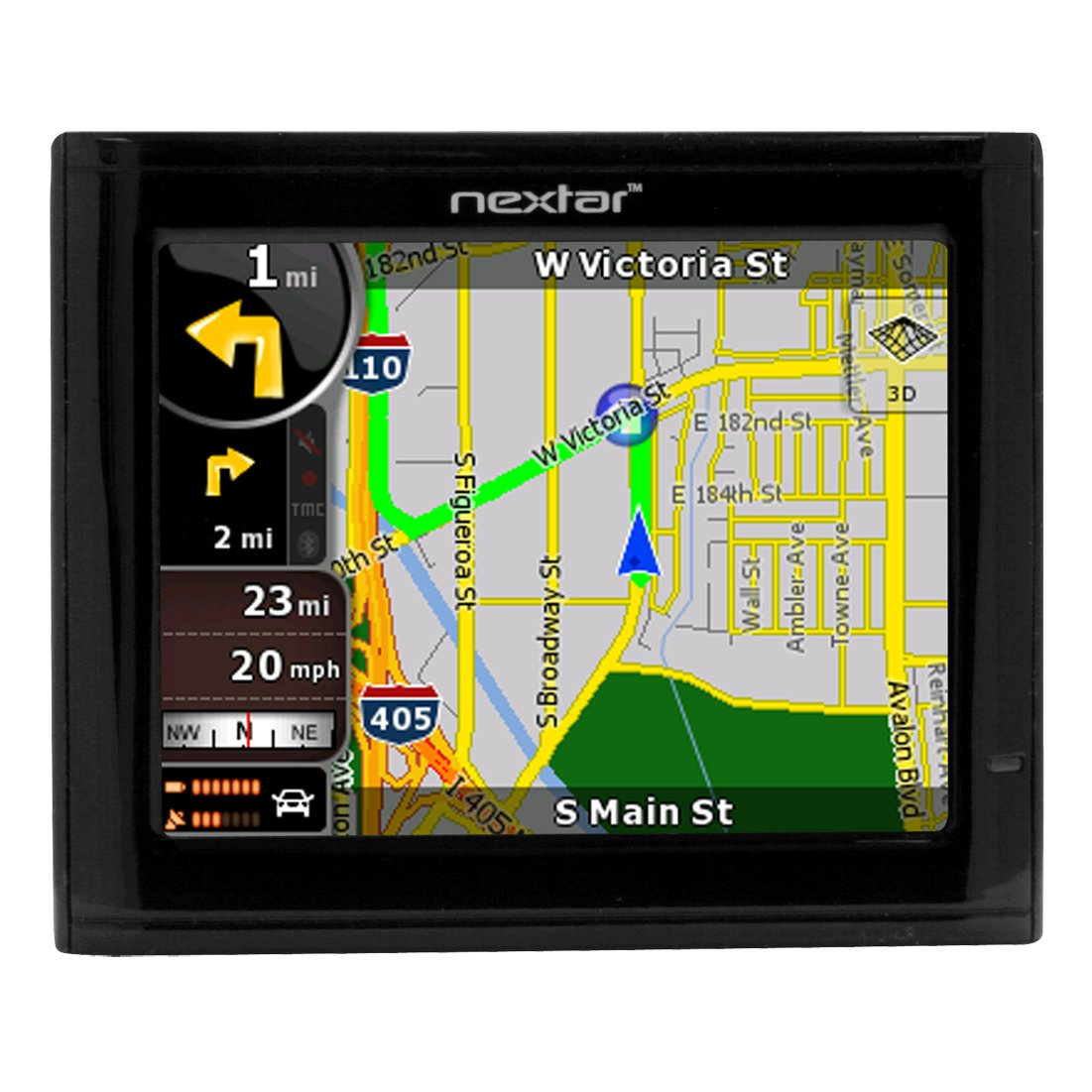 amazon com nextar me 3 5 inch portable gps navigator electronics rh amazon com