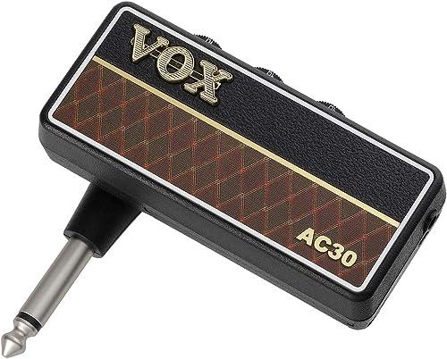 VOX AP2AC amPlug 2 AC30 Guitar/Bass Headphone Amplifier