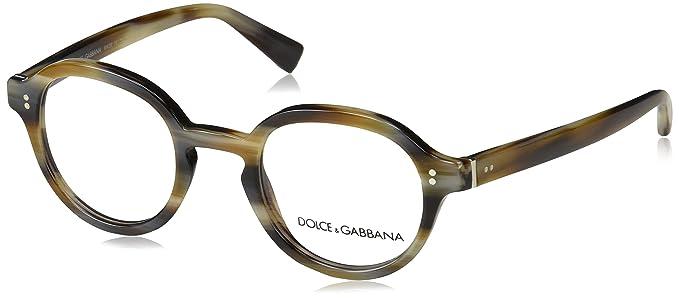 Amazon.com: anteojos de vista Dolce & Gabbana DG 3271 3116 ...