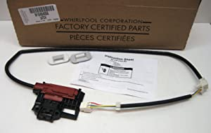 Supco ES4050 Washer Lid Latch Assembly Replaces W10404050, AP5263307, 1938607, AH3497627, EA3497627, PS3497627, W10238287, W10404050VP