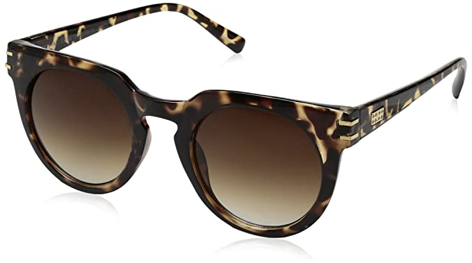 ae9e1599f4e Image Unavailable. Image not available for. Color  Item 8 Ts.9 Round  Tortoise Women s Designer Sunglasses by Foster Grant