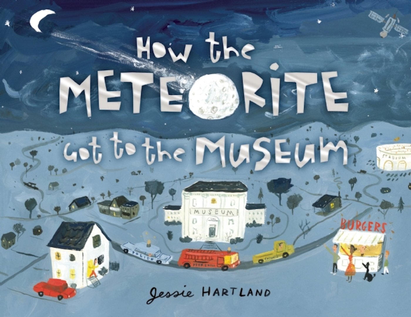 Image result for how the meteorite got to the museum