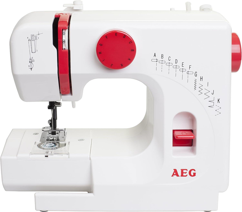 AEG 525 A - Mini máquina de Coser: Amazon.es: Hogar