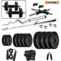 Kore K-20kg Combo 42-WB Home Gym and Fitness Kit