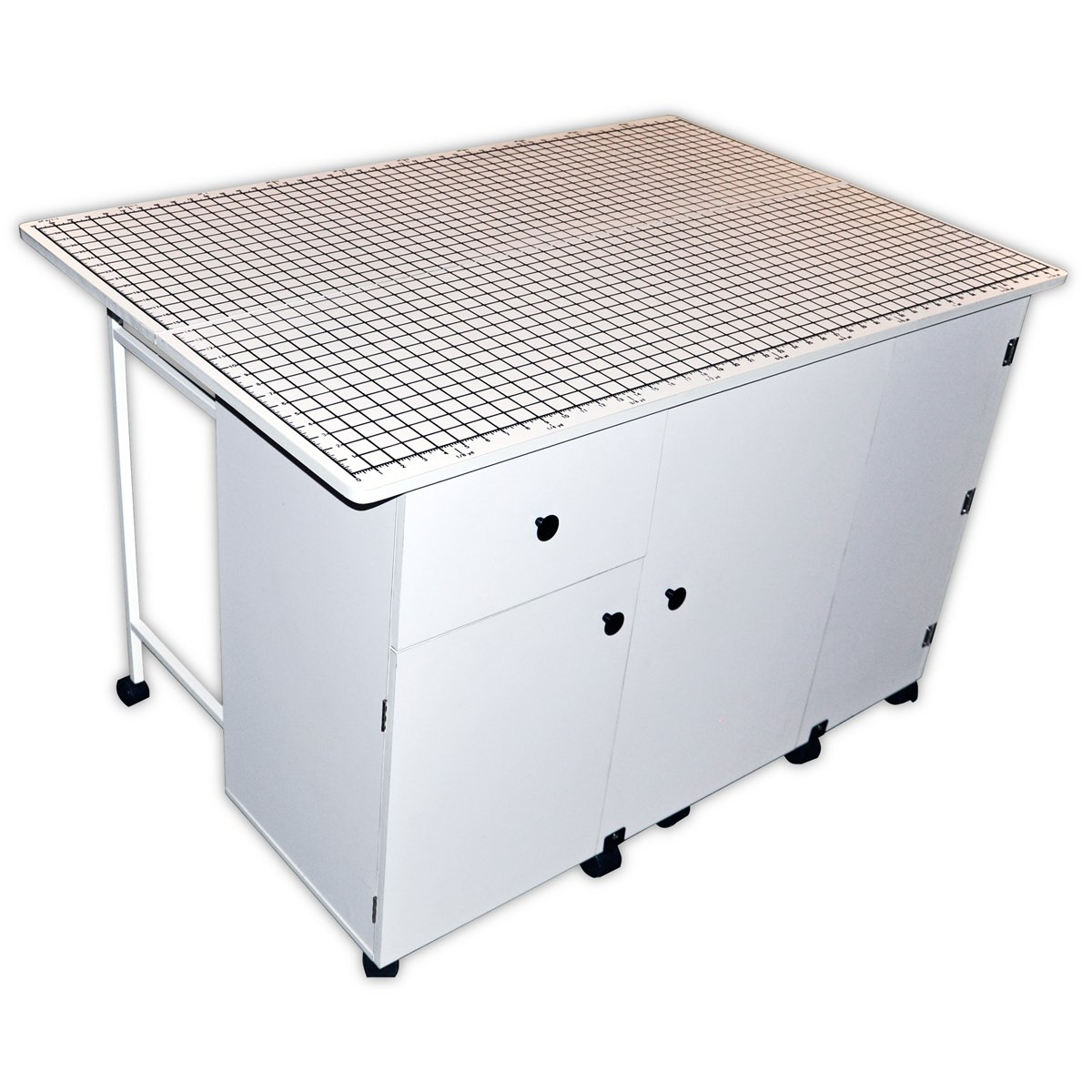 Sullivans Quilter's Design Table White