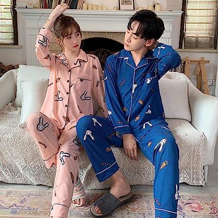 BOLIXIN MIXIAODU Pijama2019 nuevos Pijamas para Parejas ...