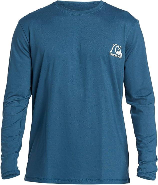Quiksilver Heritage Ls - Camiseta de manga larga para hombre: Amazon.es: Ropa y accesorios
