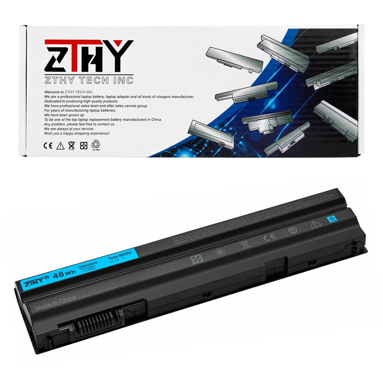 Bateria Zthy 48wh 8858x Para Dell Inspiron 14r 5420 15r 5520 7520 17r 5720 7720 4420 4520 4720 7420 Latitude E5420 E5520