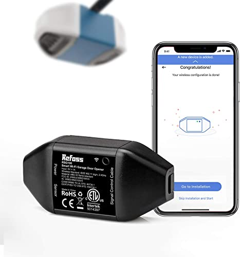 Refoss Smart Wi-Fi Garage Door Opener