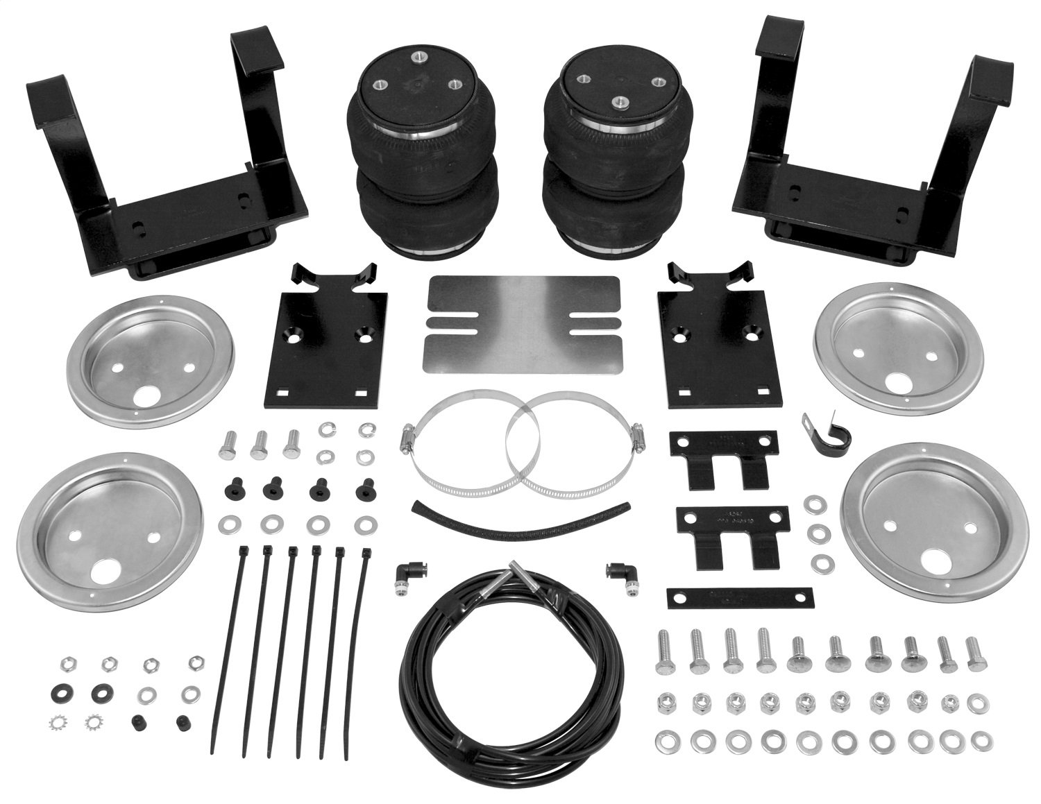 Air Lift 57286 LoadLifter 5000 Rear Leaf Spring Leveling Kit by Air Lift (Image #1)