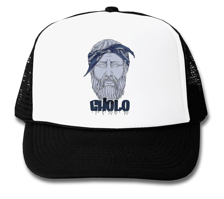 Cholo Joke & Funny Series Greek or Roman Style Rap Artist - Gorra ...