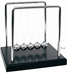 PowerTRC Newtons Cradle Balance Balls 7 1/4"