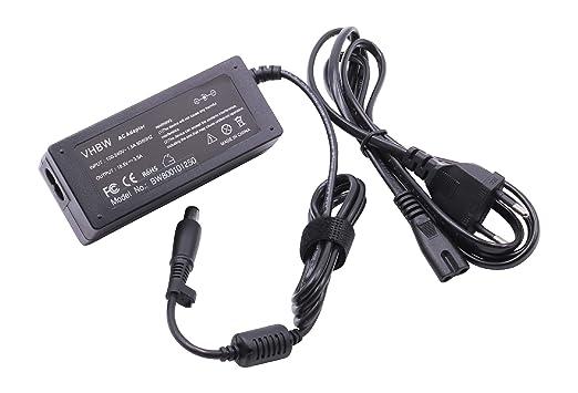 Fuente de alimentación de ordenador portátil 18.5 V, 3.5 A, 65 W para HP