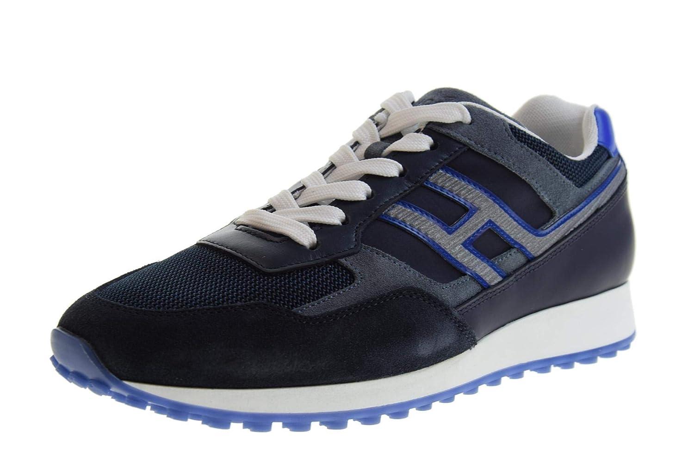 - HOGAN shoes men sneakers HXM4290BD80KW1672R H429 MOD.H TERMOFORMAT size 6(39.5) bluee