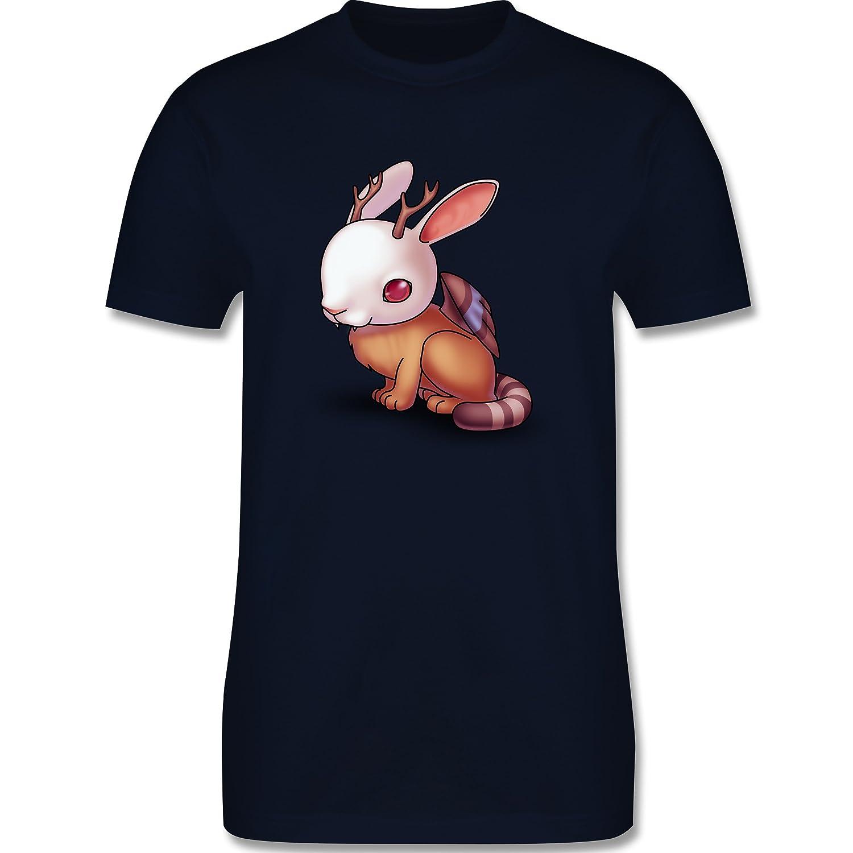 Sonstige Tiere - Wolpertinger - Herren T-Shirt Rundhals: Shirtracer:  Amazon.de: Bekleidung