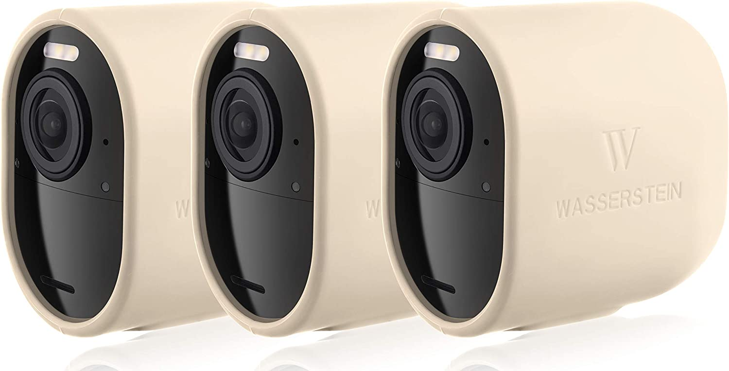 1//2//3 Pcs Silicone Skin Protective Case Cover for Arlo Ultra Security Camera New