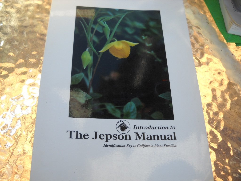 Introduction to the Jepson Manual: James C. Hickman: 9780935628104:  Amazon.com: Books