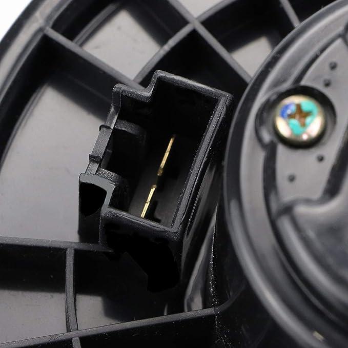 700290 HVAC AC Fan Blower Motor Fit For 2014-2018 Subaru Forester //2012-2016 Subaru Impreza //2015-2018 Subaru WRX //2016-2018 Subaru WRX STI Replaces 72223-FJ001 75081 Heater Blower