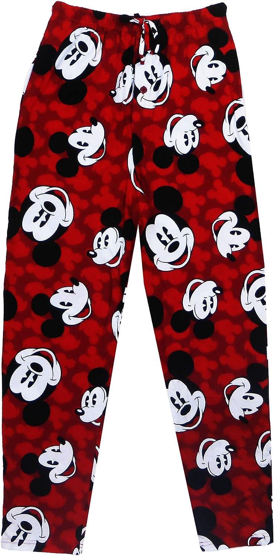 Disney Mens Mickey Mouse Pyjamas