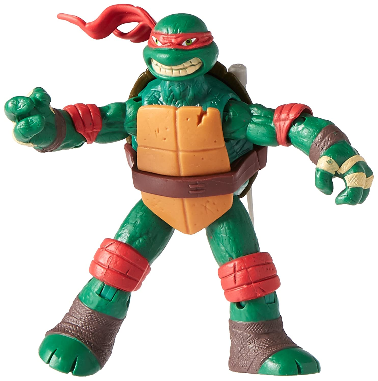 Toys 90647 Teenage Mutant Ninja Turtles Raphael Action Figure Playmates