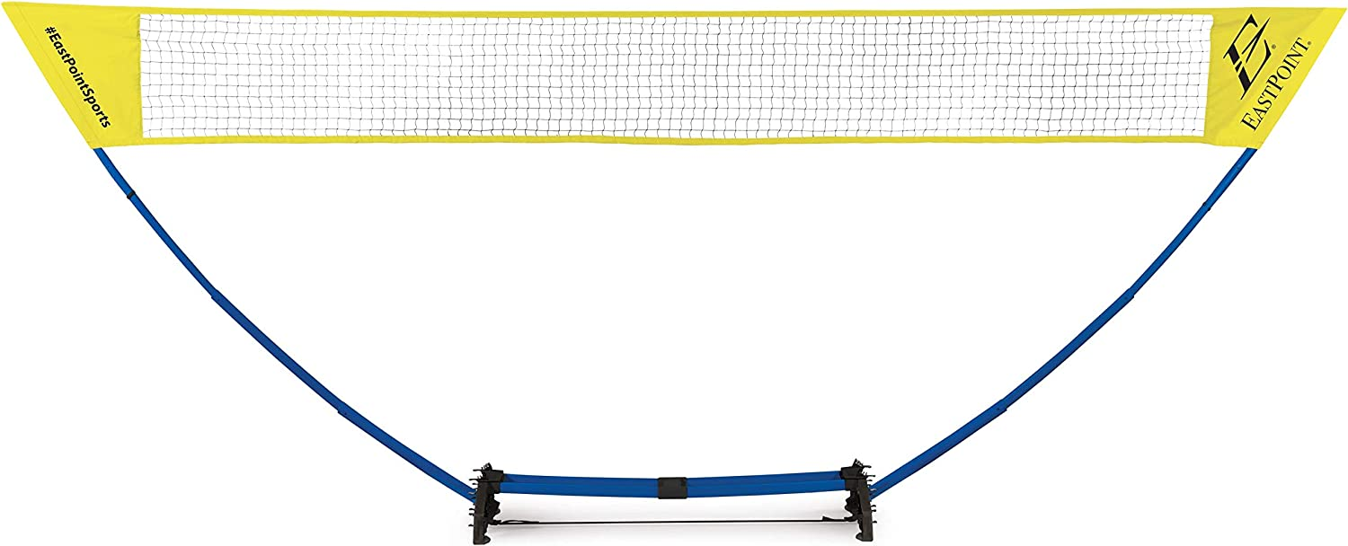 EastPoint Sports Easy Setup Badminton Set