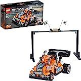 LEGO Technic Race Truck 42104 Pull-Back Model Truck Building Kit