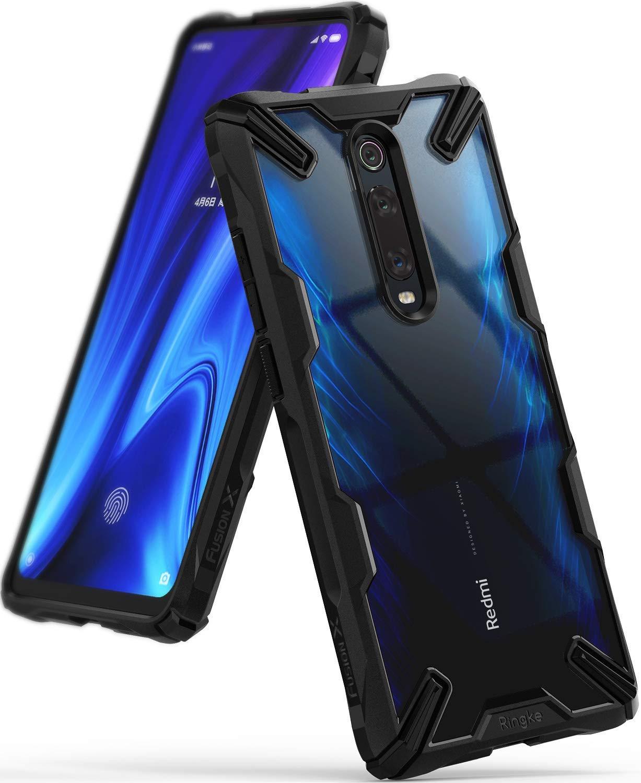 Funda Ringke Fusion-x Para Xiaomi Mi 9t [7t2f6dlk]