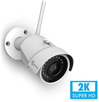 Reflection 4MP WiFi Outdoor Wireless 2K Security Camera