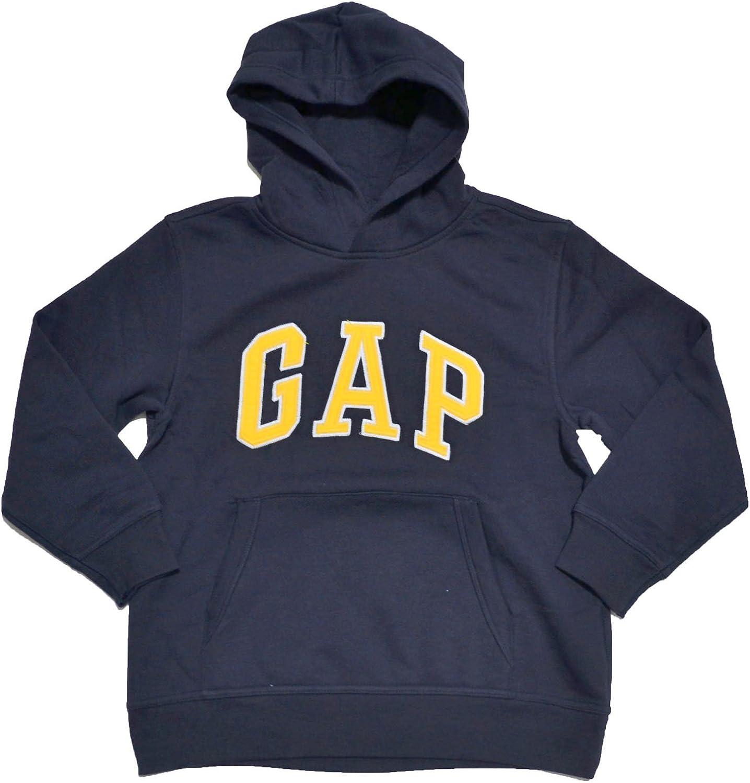 NWT GAP Kids Boys Arch Logo Zip-Up Hoodie Sweatshirt Activewear NEW U-PICK