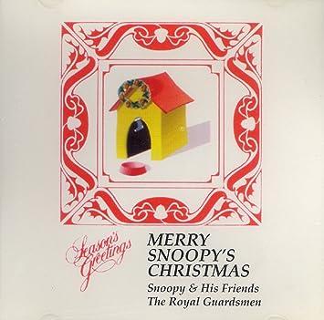 merry snoopys christmas