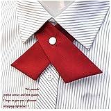 48f4a2b4b9d84 URSFUR Coréens Garçons Filles Cravate Uniforme Scolaire Nœud Papillon  Croisée Réglables Fête