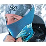 BLACKSTRAP Dual Layer Print Tube Facemask