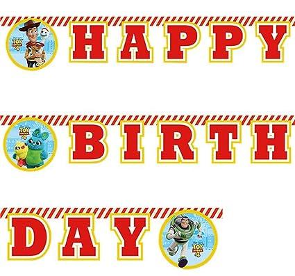 Amazon.com: Banderines de fiesta de cumpleaños para niñas ...