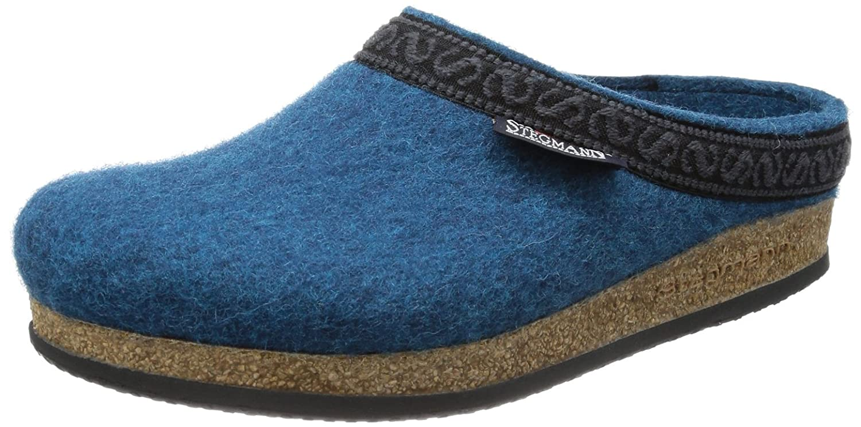 Türkis (Turquoise 8821) Stegmann 108 Unisex-Erwachsene Pantoffeln