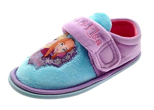 239869fa7103 Zapatillas de Gancho para niñas de Disney Frozen