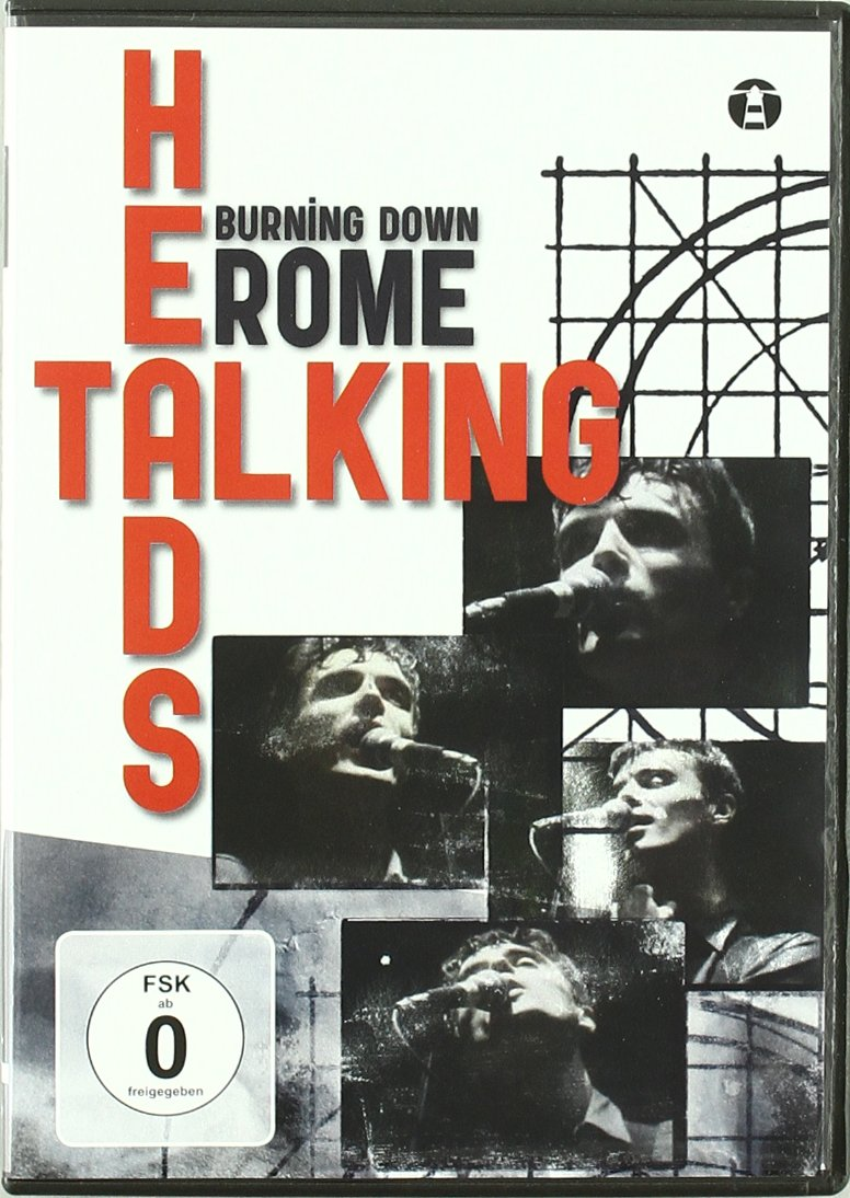 Burning Down Rome [DVD] [Import] B003WSGONY