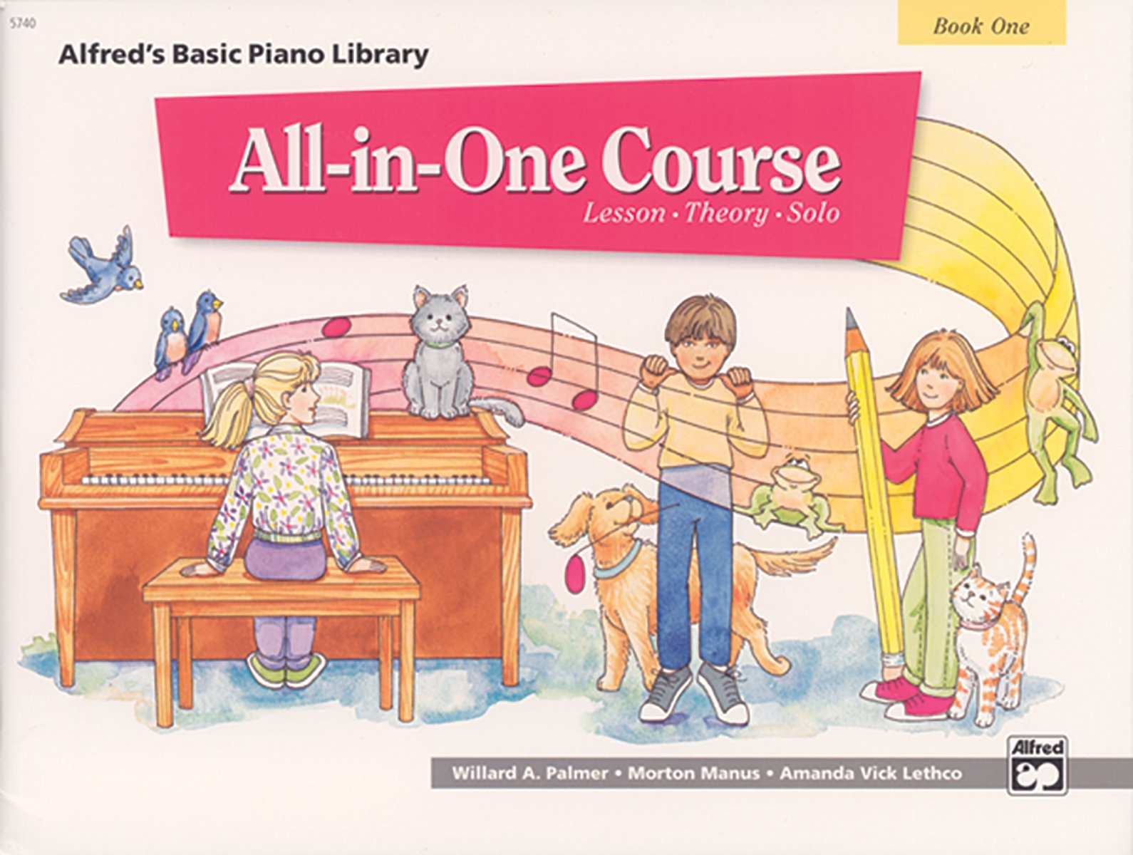 lessons piano books all one in