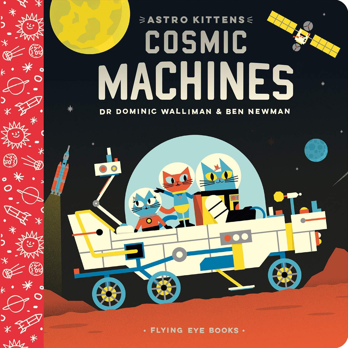 Astro Kittens  Cosmic Machines