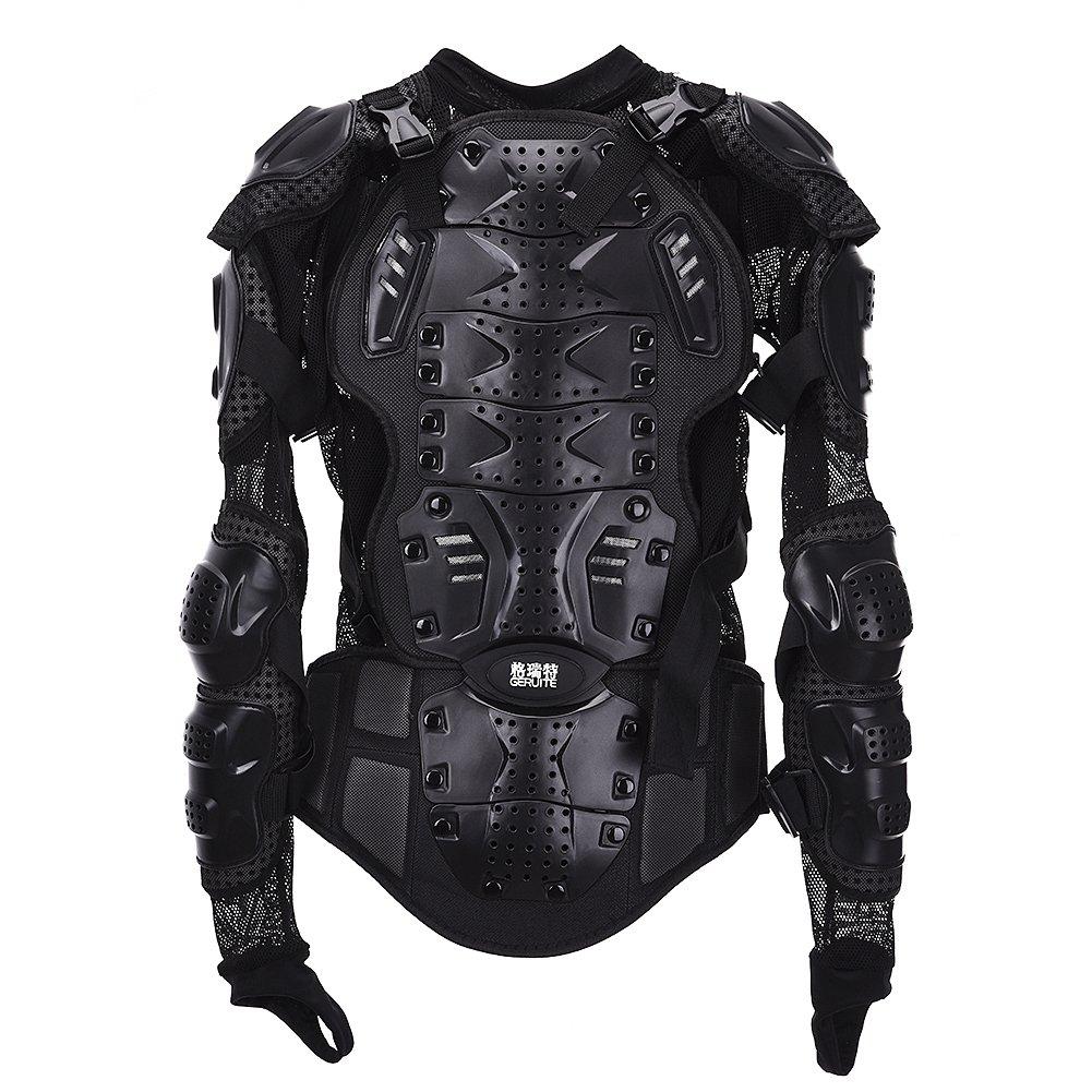 Armadura Profesional Protecció n Del Cuerpo de La Motocicleta Motocross Racing Body Armor Spine Protectora Pecho Gear Chaqueta Per