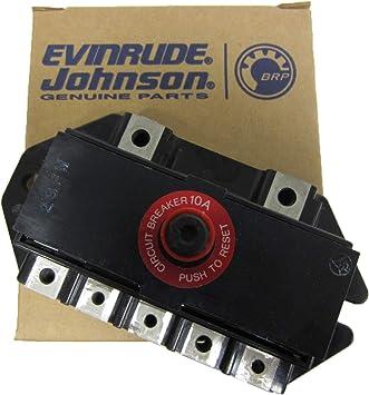 Genuine Evinrude Johnson OMC Thermostat Cover 321013 New