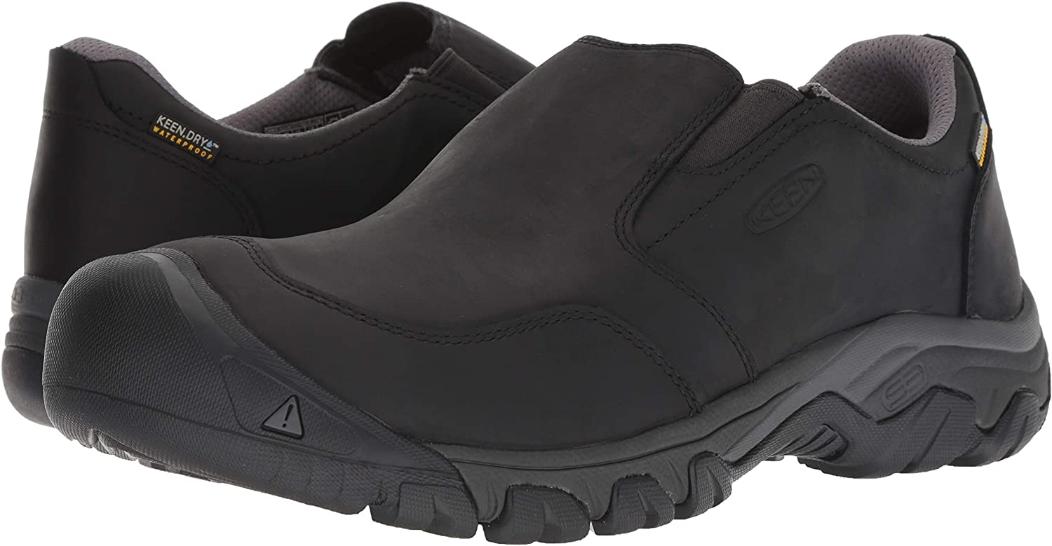 KEEN Mens Brixen Ii Waterproof Hiking Shoe