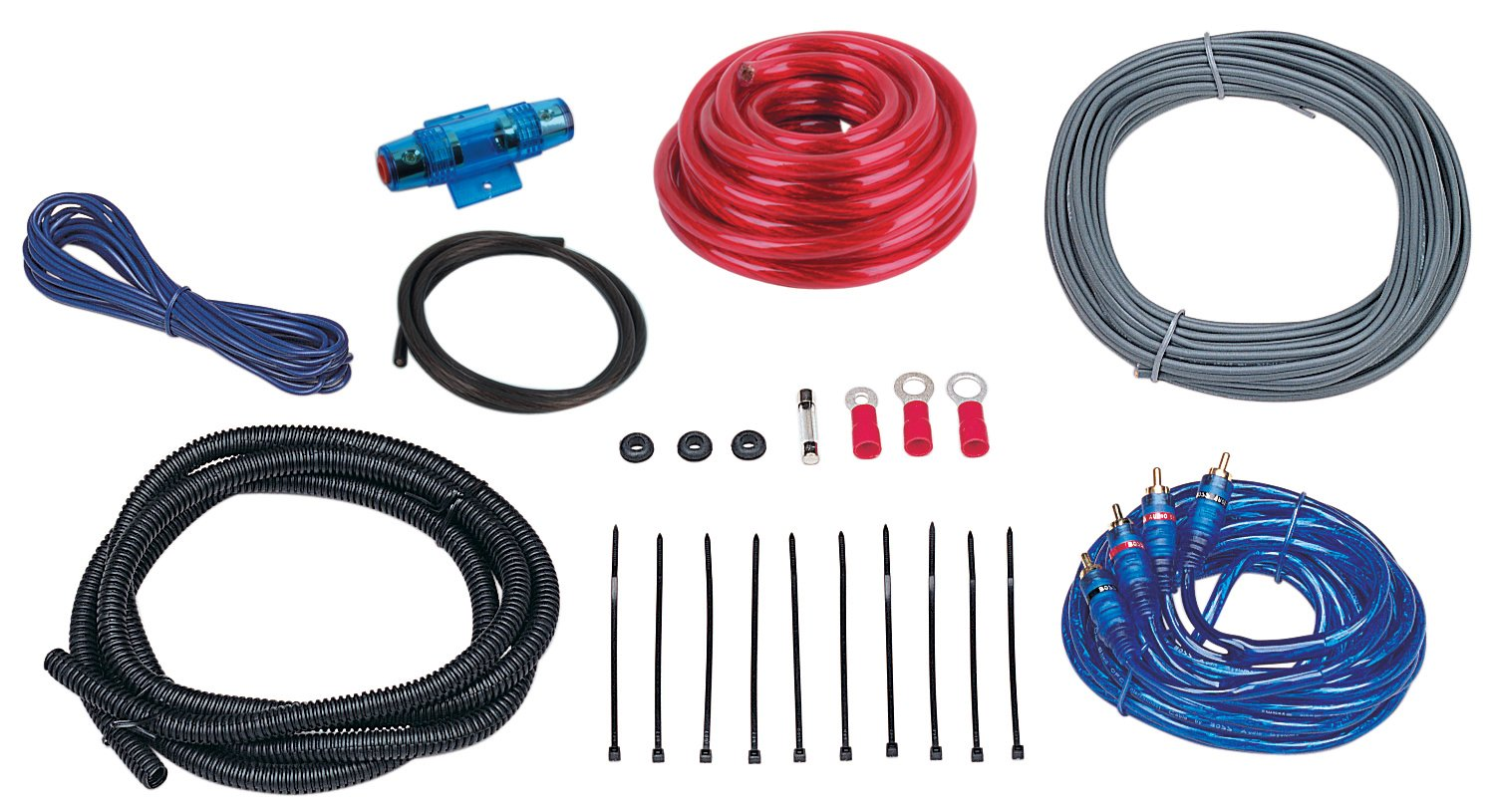 Amplifier Installation Wiring Kit