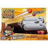 Cheatwell Games Double Shot Pocket Popper Gun (Grey/Brown/Red)