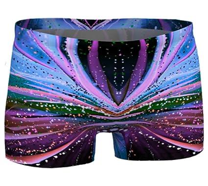 b7e0b1f328 be! yogawear Eco Friendly Workout Shorts primordial Yoga Shorts Printed Gym  Shorts Boho Artwear Custom Print Yoga Pants Premium Women's Workout Gym  Pants